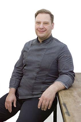 Portrait Mirko Stoye